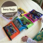travel busy bags for kids
