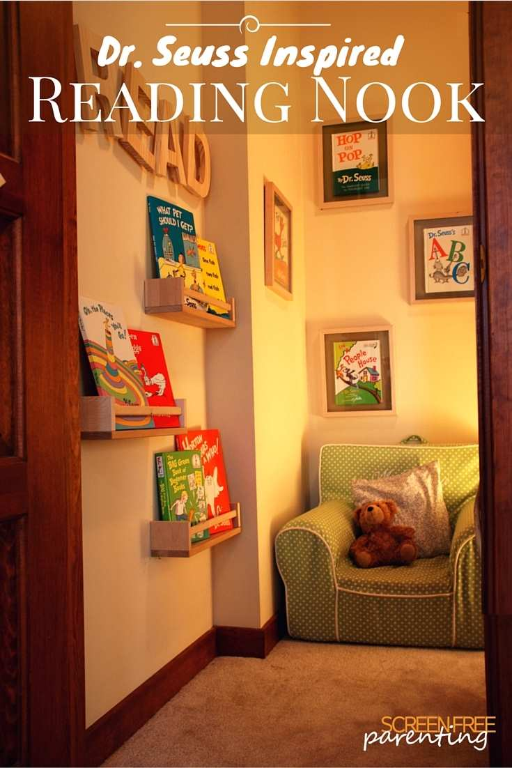 Reading Nook Using A Reading Nook To Encourage Independent Reading In Young
