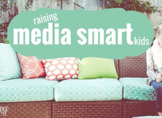 Four Tips for Raising Media Smart Kids