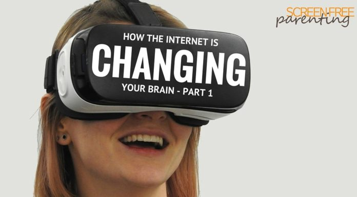 internet effects on the brain