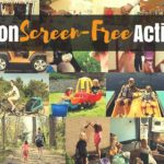 never ending list of screen-free activities