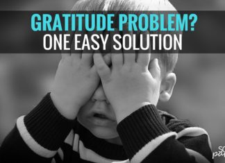 gratitude problems caused by instant gratification and screens