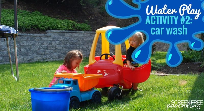 10 fun water play activities for toddlers and preschoolers