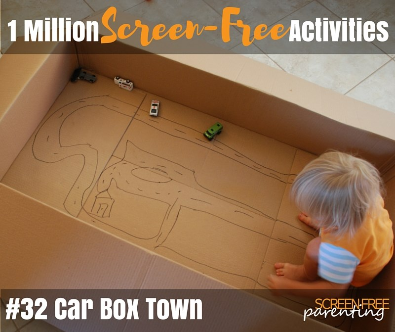 1 Million Screen-Free Activities for Kids #31 through #35